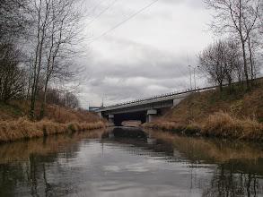 Photo: mostek pomiedzy Sosnowcem a Katowicami na DK 86