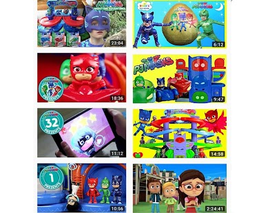 PJ ToyMarks Adventure - náhled