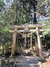 Photo: 金持神社鳥居