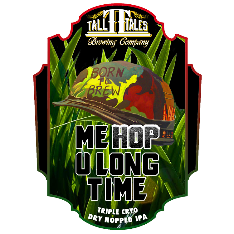 Logo of Tall Tales Me Hop You Long Time
