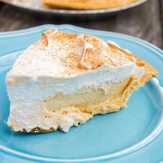 Pumpkin Cream Pie.