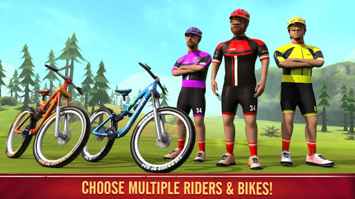 BMX Stunts Bike Rider screenshot 4
