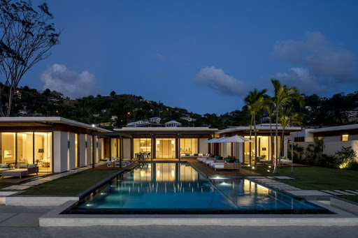Take in Ocean Views From Your Own Caribbean Villa