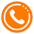 Orange Phone icon