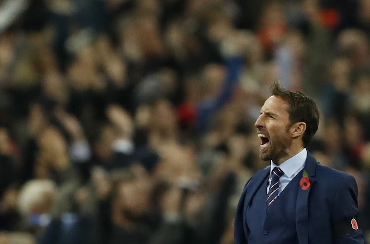 Gareth Southgate. Picture: REUTERS/Carl Recine