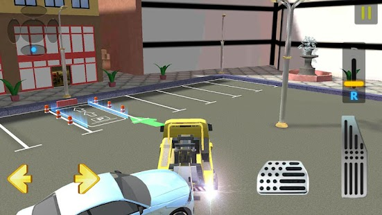 Parking Car 3D - náhled