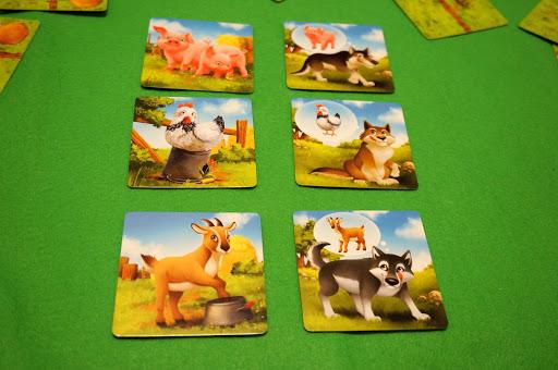 ファーミニ:オオカミカード