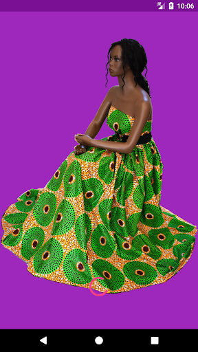 Kitenge fashion 2019 & How to tie Gele 1.0.1 screenshots 2