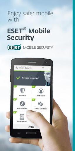 ESET Mobile Security & Antivirus Premium v3.6.44.0 + Keys