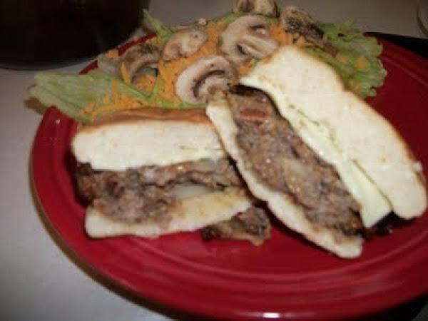 Rachel's Savory Burgers Recipe