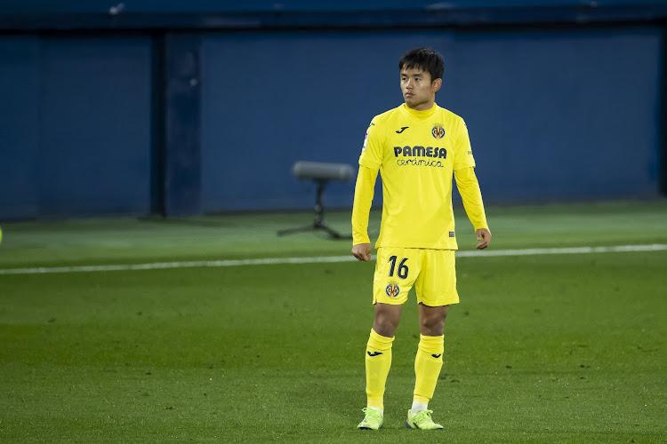 Le Real Madrid prête à nouveau son grand talent japonais en Liga
