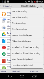 Easy App Uninstaller- screenshot thumbnail