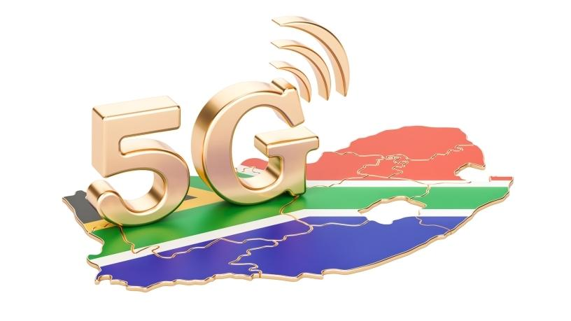 Rain says South Africa is going to be one of the world leaders in 5G.