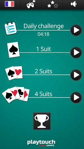 Spider Solitaire : card game