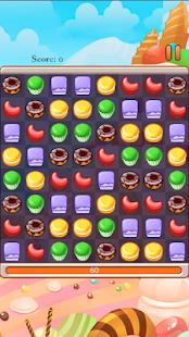 Match 3 Cookies Blast - náhled