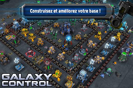 Galaxy Control: Stratégie 3D  captures d'écran 5