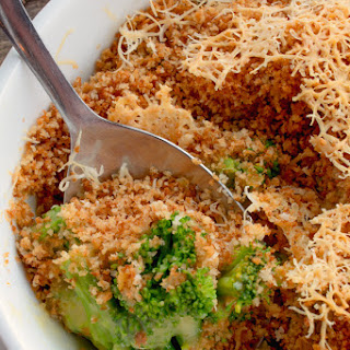 Cheesy Broccoli Casserole.