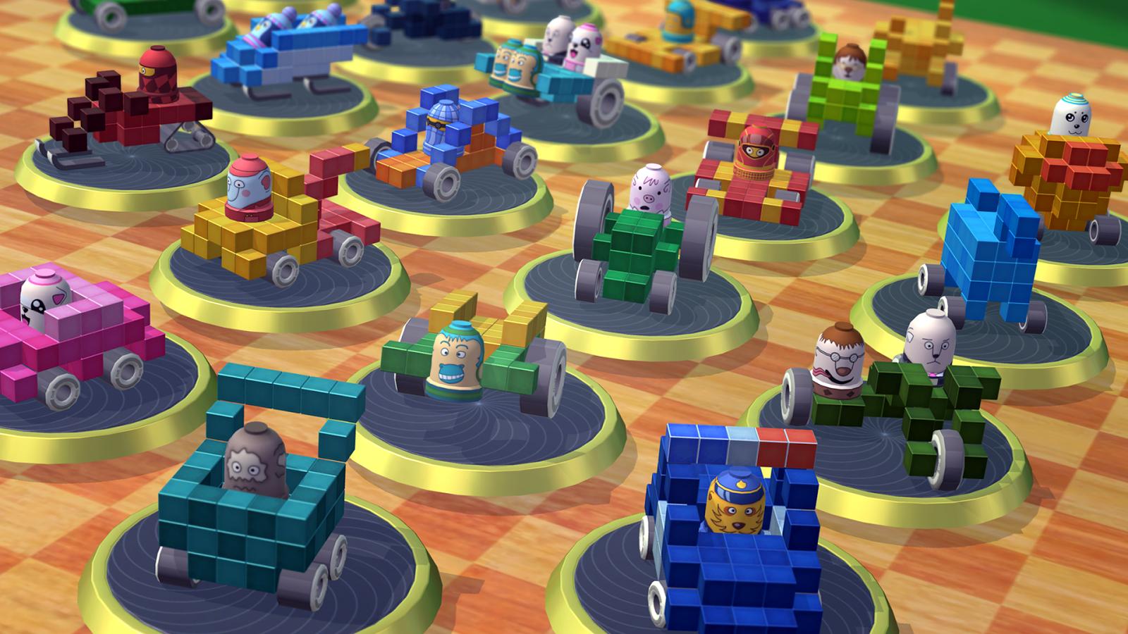 Blocky Racing (Unreleased) – zrzut ekranu