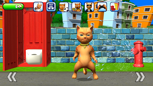 Talking Cat Leo: Virtual Pet 3.0 screenshots 13