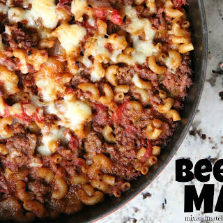 Beefy Mac.