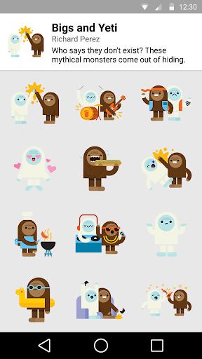 Stickered for Messenger screenshot 5