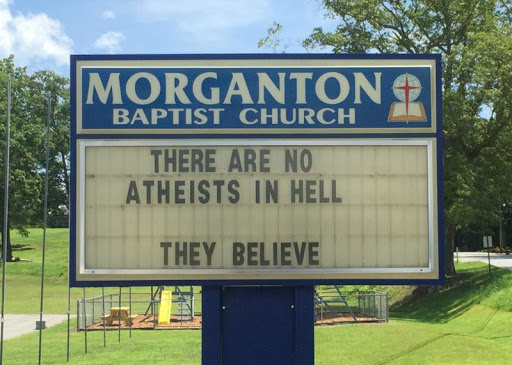There Are No Atheists in Hell