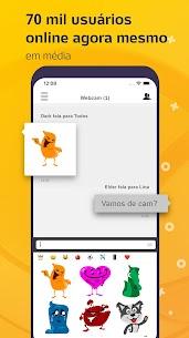 Bate-Papo UOL: Chat de paquera e vídeo ao vivo 3