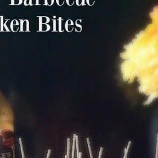 Honey Barbecue Chicken Bites
