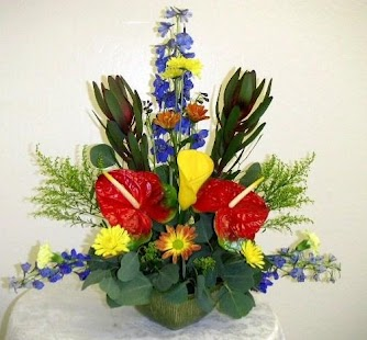 Beautiful Flower Arrangements- screenshot thumbnail