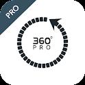 360 VR Player PRO   Videos icon