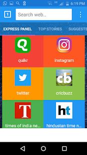 browser king - náhled