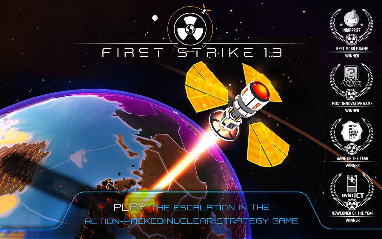 First Strike 1.3 screenshot #11