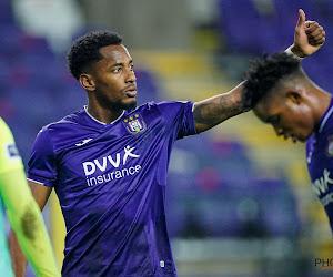 Quel onze de base pour Anderlecht contre la Gantoise?