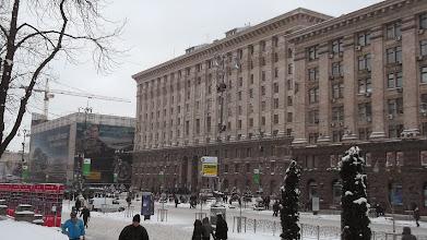 Photo: Київрада порожня