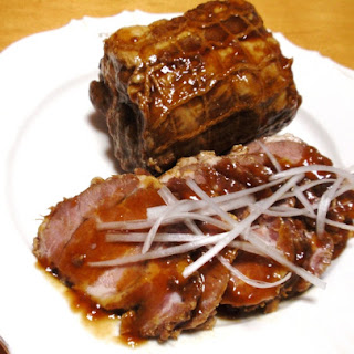 My Roast Pork Recipe made with Pressure Cooker