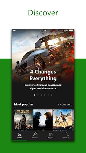 Xbox Game Pass 1906.238.711 screenshots 1