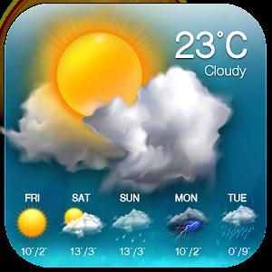 Tải hình nền dự báo thời tiết APK