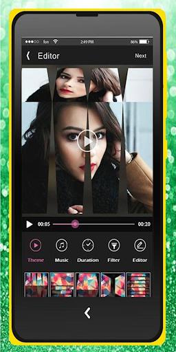 Video Star ⭐ Maker screenshot 4