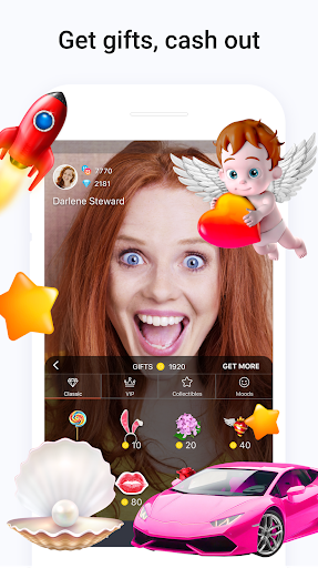 Tango - Live Video Broadcasts and Streaming Chats screenshot 6