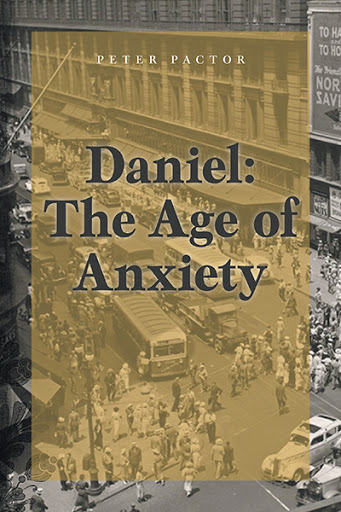 Daniel: The Age of Anxiety cover