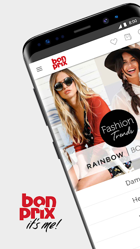 bonprix – shopping, fashion & more Android App Screenshot