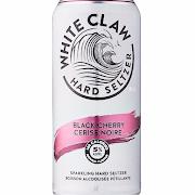 White Claw Black Cherry Vodka Seltzer