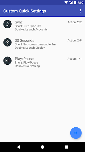 Custom Quick Settings v2.1 Beta 2 [Pro]