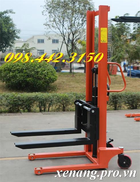 Xe nâng cao 1.6m tải trọng 2 tấn