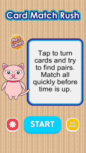 Card Match Rush
