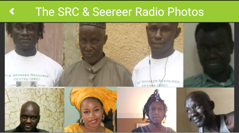 Seereer Radio App- screenshot