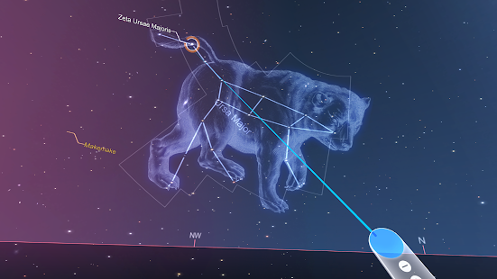 Star Chart VR- screenshot thumbnail