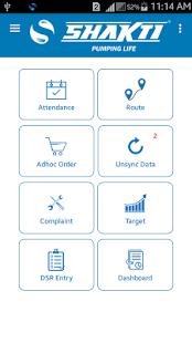 Shakti Sales Employee - náhled