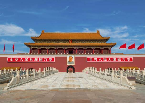 Portão da Paz Celestial (Tiananmen Tower)