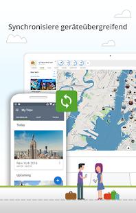 Sygic Travel: Reiseführer und Urlaubsplaner Screenshot